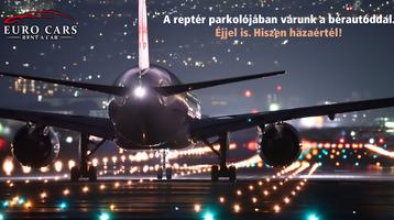Autóbérlés Liszt Ferenc Repülőtér - Várni fogunk ha landoltál!