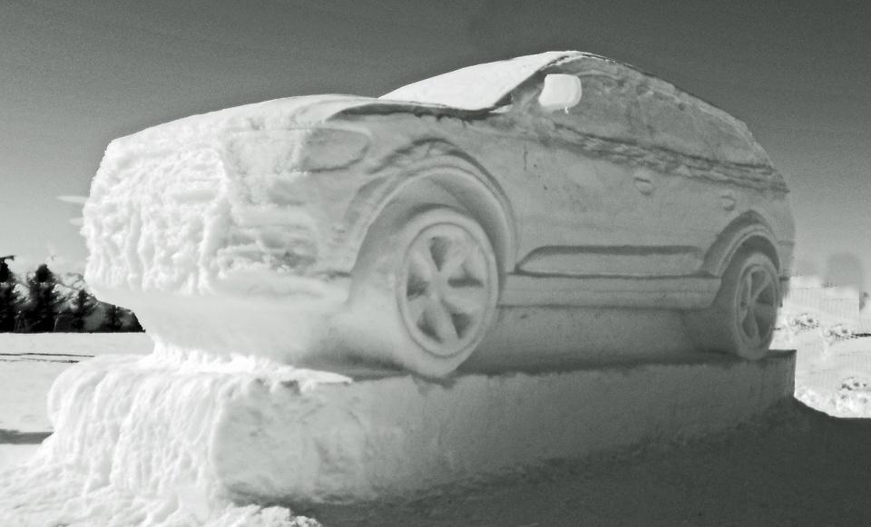 Autókölcsönzés télen
